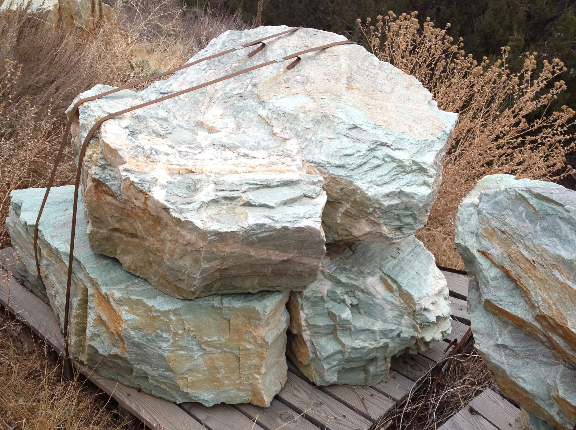 Wesley Chapel Rock & Landscape- Rock, Flagstone and ...